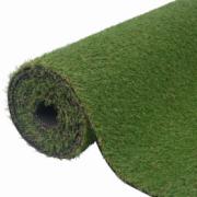 Gazon artificial 1 x 15 m/20-25 mm, Verde