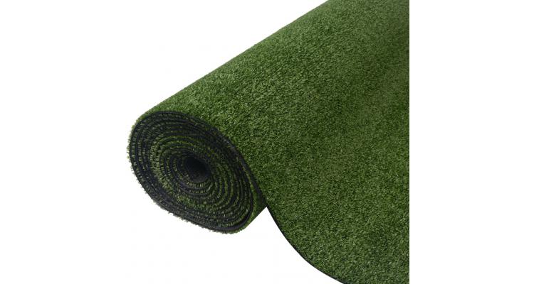 Gazon artificial, 1 x 20 m/7-9 mm, Verde