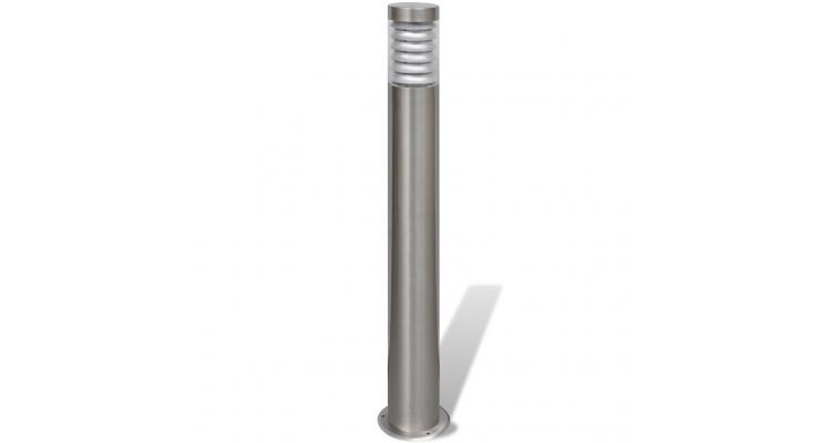 Lampa de exterior din otel inoxidabil, 10,1 x 80 cm
