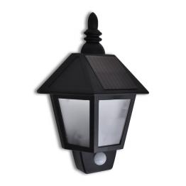 Lampa solara de perete cu senzori de miscare