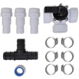 Kit bypass pentru sisteme de incalzire solara a piscinei