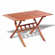 Masa dreptunghiulara din lemn