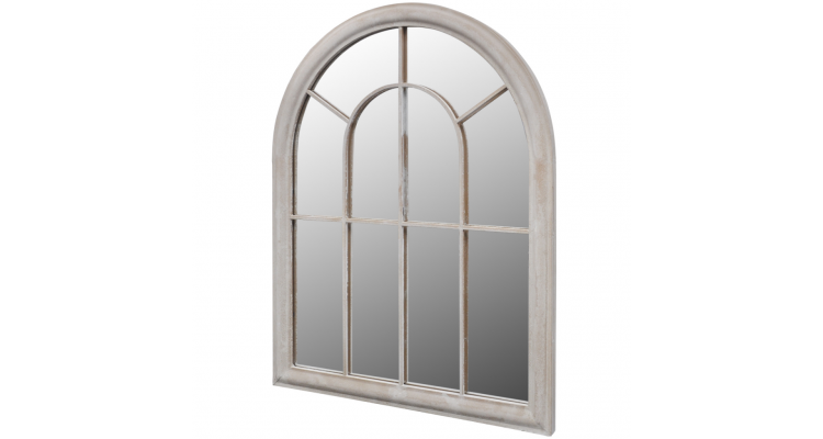 Oglinda Rustica cu Arc pentru interior/exterior 89 x 69 cm