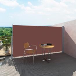 Panou separator pentru terasa 160 x 300 cm,Maro