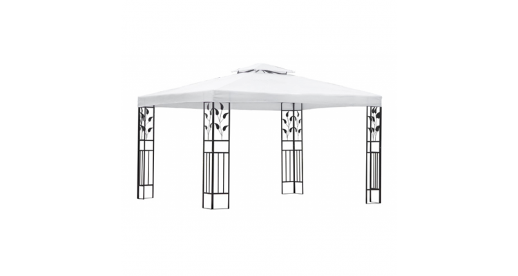 Pavilion alb 3x4 m