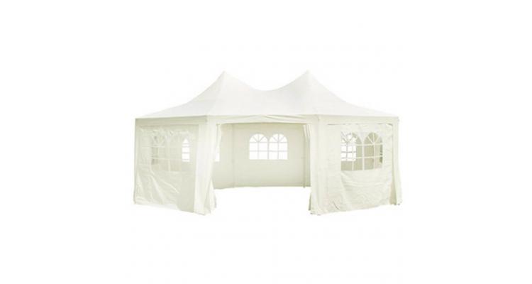 Pavilion pentru nunti in aer liber, fara cadru