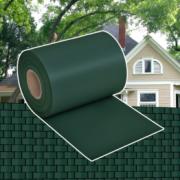 Rola PVC gard 70 x 0,19 m Verde