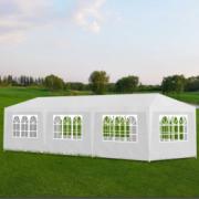 Pavilion pentru petreceri, 8 pereti laterali, 3 x 9