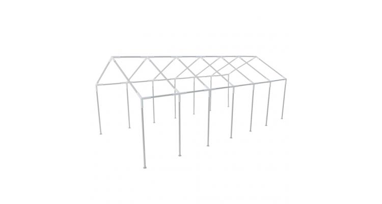 Cadru de otel pentru cort 12 x 6 m