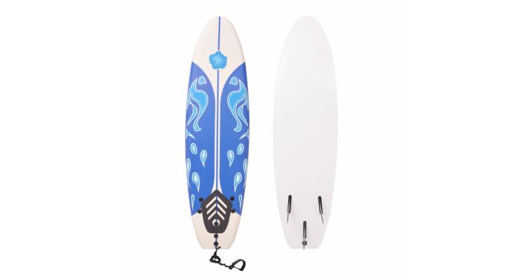 Placa de surf 175 cm, albastru
