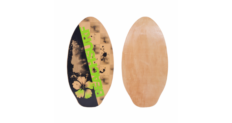 Placa Skimboard Multicolor 104 cm Placaj