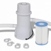 Pompa cu filtru pentru piscina 3785 L/h