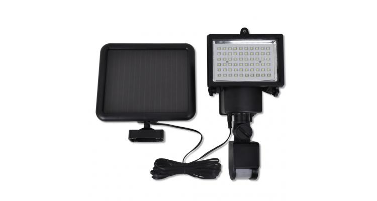 Reflector solar LED cu senzor imagine 2021 kivi.ro