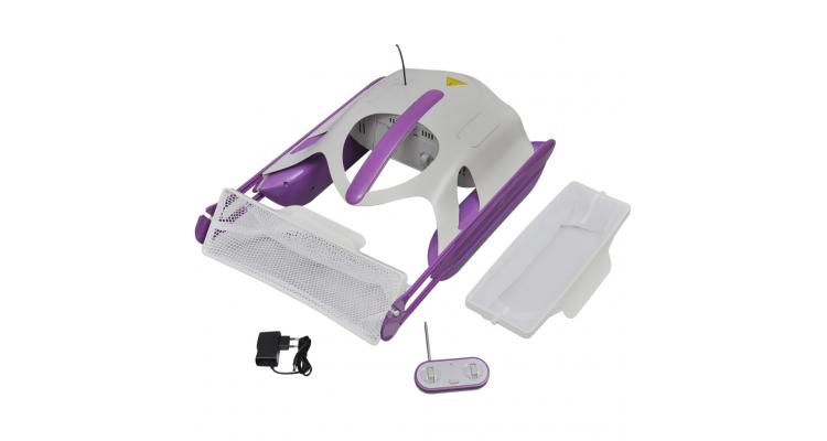 Robot Piscina Electric Telecomanda Imagine