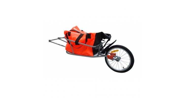 Rulota Bicicleta Roata Geanta Poza