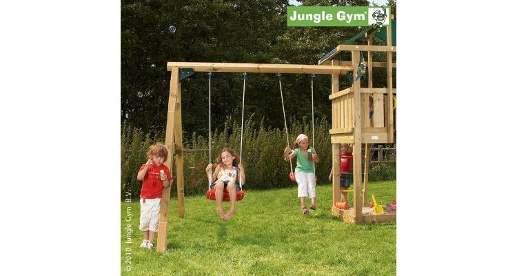 Modul de Leagane Swing Extra 2 - pentru orice turn Jungle Gym