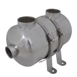 Schimbator de caldura pentru piscina 292 x 134 mm 28 kW