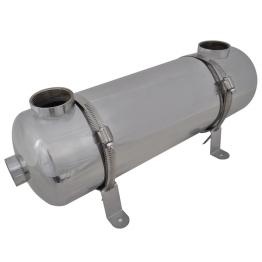 Schimbator de caldura pentru piscina 485 x 134 mm 60 kW