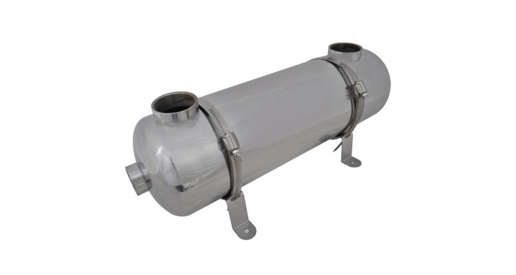 Schimbator de caldura pentru piscina 485 x 134 mm 60 kW poza kivi.ro