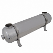 Schimbator de caldura pentru piscina 613 x 134 mm 75 kW