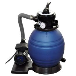 Sistem filtrare cu nisip 400W