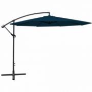 Umbrela cantilever 3,5 m, Albastru