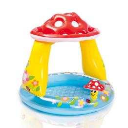 Intex Piscina pentru copii, forma de ciuperca, 57114NP
