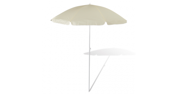 Umbrela de soare, 180 cm, Bej