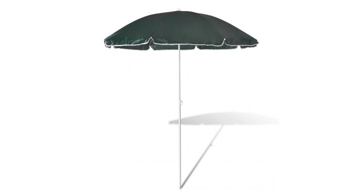 Umbrela de soare, 180 cm, Verde