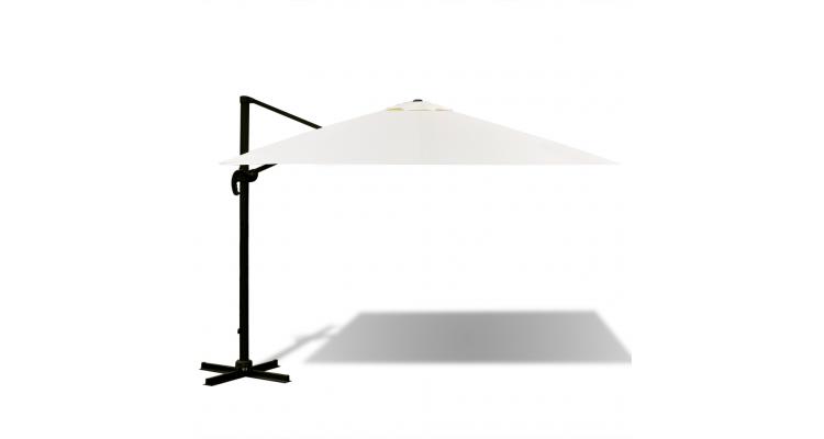 Umbrela Roma din aluminiu 3 x 3 m