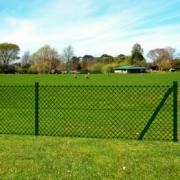 Set Gard de sarma cu stalpi cu pivot si accesorii montare 1,25 x 25 m