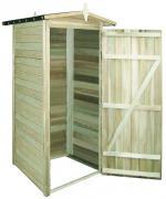 Sopron de gradina din lemn de pin tratat 100x100x210 cm
