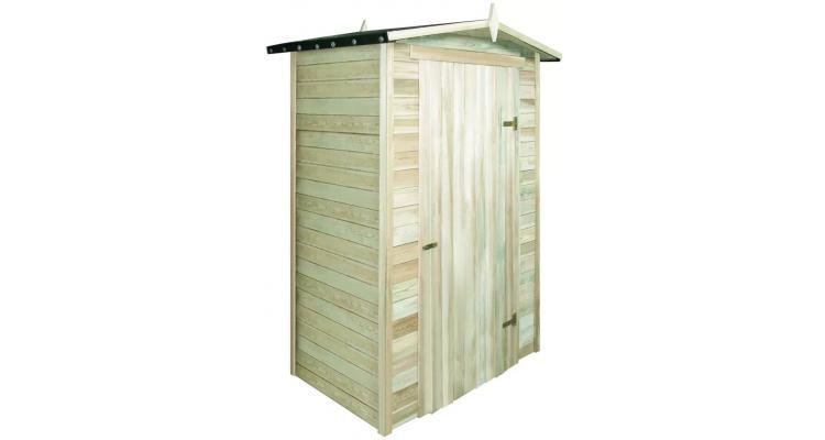 Sopron de gradina din lemn de pin tratat 150x100x210 cm imagine 2021 kivi.ro