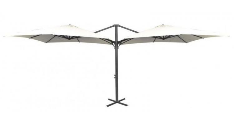 Plus Umbrela Soare Palarii Crem