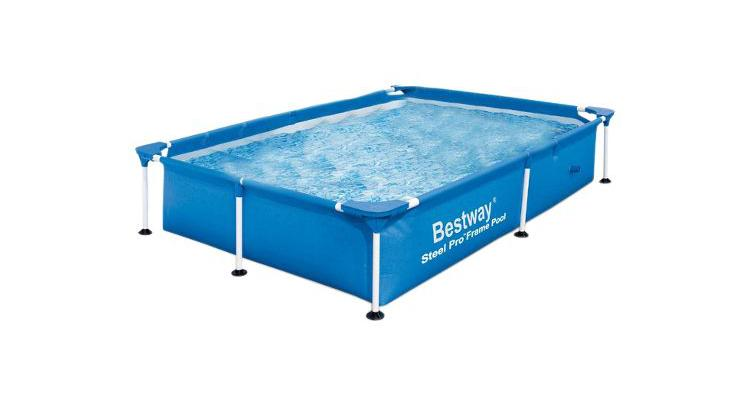 Piscina Splash Junior Bestway (229 x 160 x 43 cm)