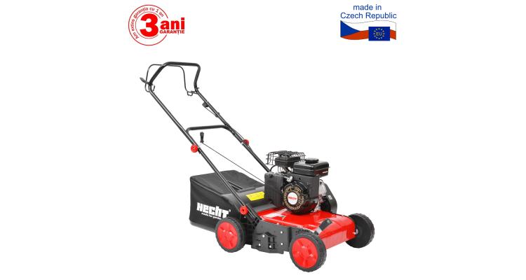Scarificator Gazon Motor Termic Sac Colectare - 5724