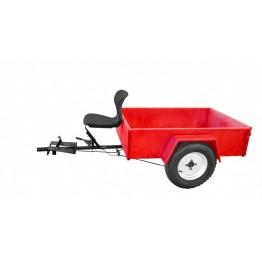 Remorca capacitate 300 kg pentru 7100