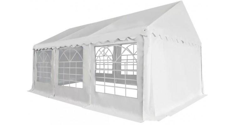 Plus Pavilion Gradina Pvc Alb
