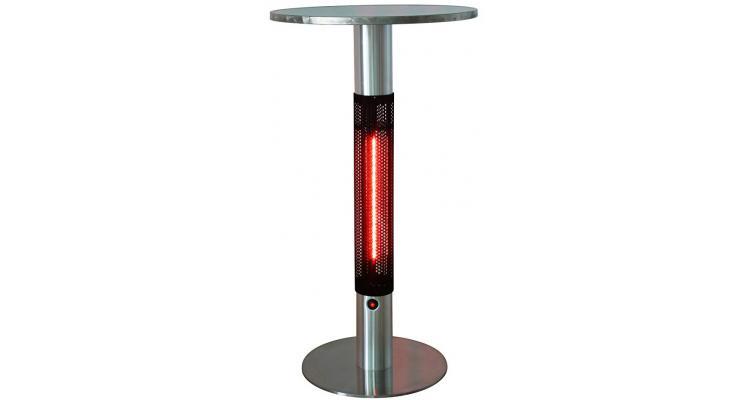 Masa cu incalzire infrarosu 1500w pentru exterior imagine 2021 kivi.ro