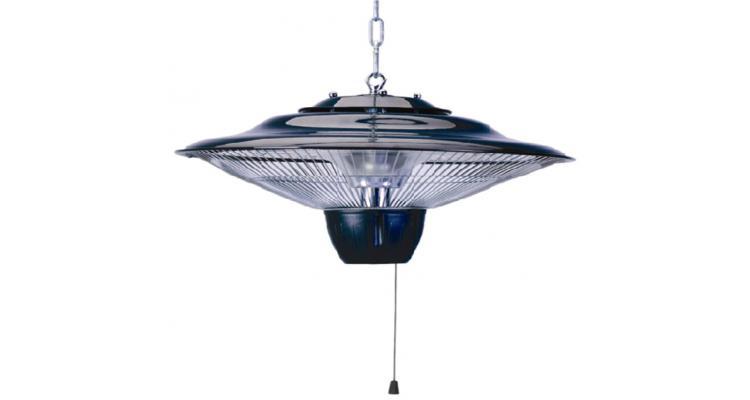 Incalzitor de terasa tip lampa, cu halogen 1500 W