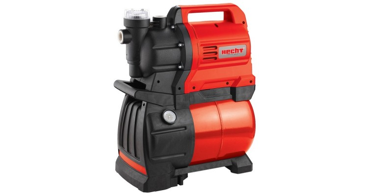 Hidrofor 1300 W, debit apa 4500 l/h imagine 2021 kivi.ro