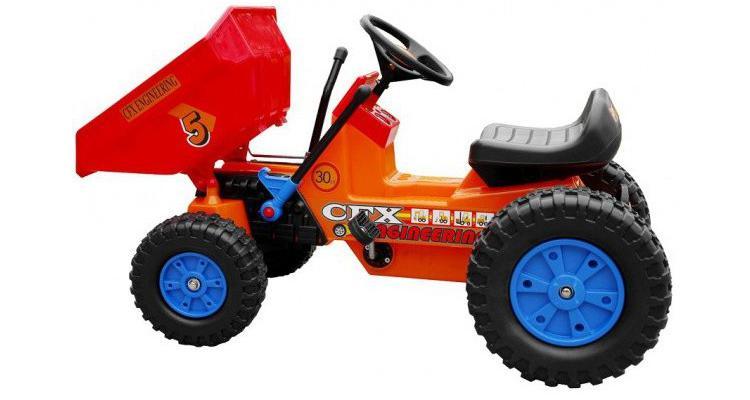 Masinuta cu pedale 93 x 45 x 53 cm
