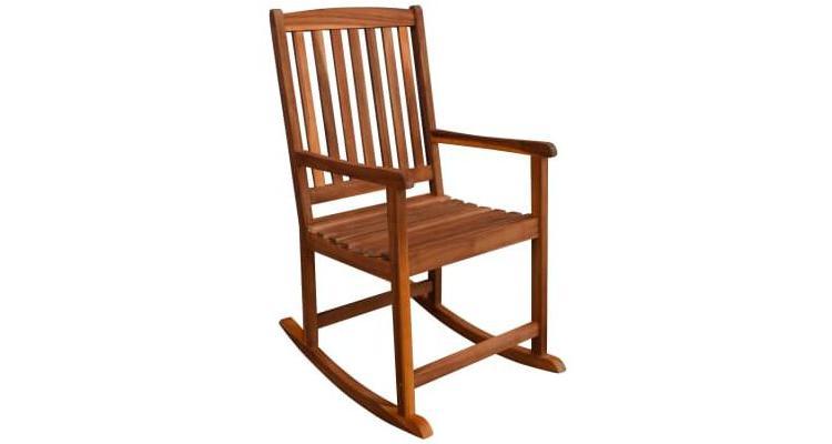 Balansoar pentru gradina din lemn de acacia