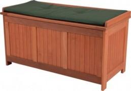Toybox Banca din lemn masiv cu spatiu de depozitare