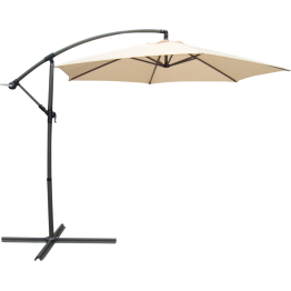 Sandy 1 Umbrela cadru din aluminiu 2.5 m