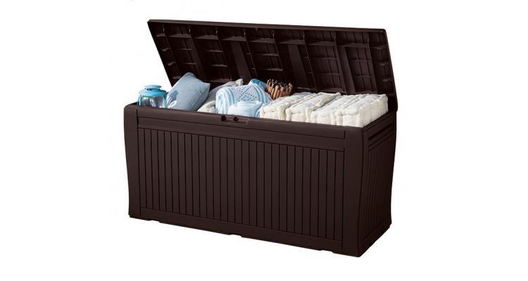 Cutie depozitare Comfy pentru gradina, terasa 270L