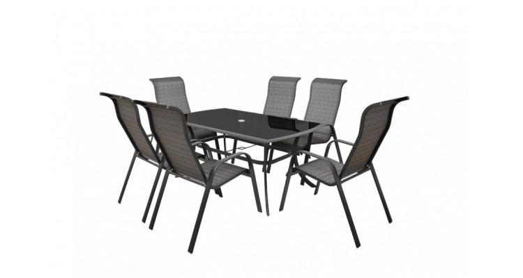 Honey Set MAXI Masa cu 6 scaune