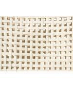 Leagan gradina Opera, PE ratan, 76×63×120 cm