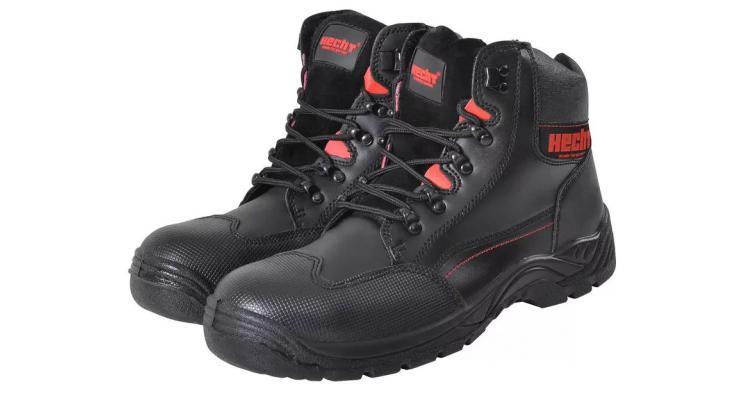 Pantofi de protectie cu bombeu de otel
