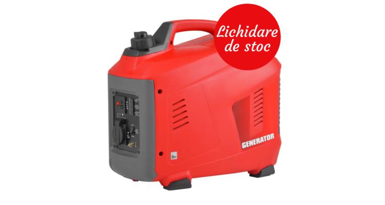 GG 1000i Generator de curent 1.7 CP, 1000 W imagine 2021 kivi.ro